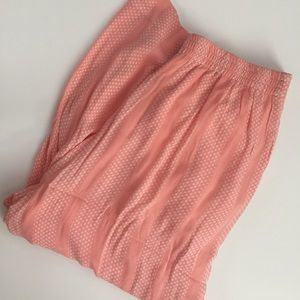 Anthropologie Pants - EUC Anthropologie Maeve Nell Crop Top & Culottes